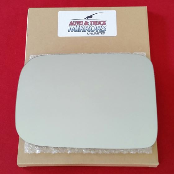 Mirror Glass + ADHESIVE for 84-95 Dodge Caravan Dr