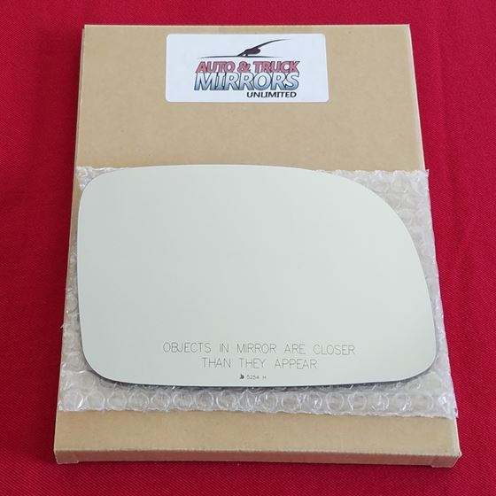 Mirror Glass + Adhesive for 07-12 Hyundai Santa Fe