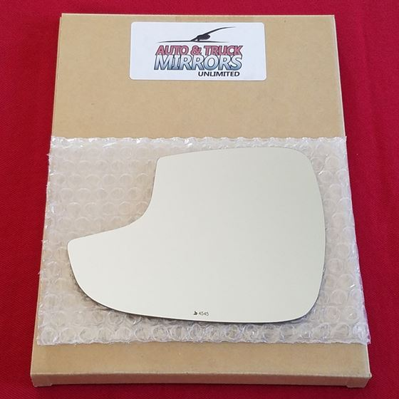 Mirror Glass + ADHESIVE for Accent, Elantra Driver