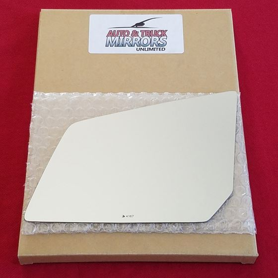 Mirror Glass + ADHESIVE for 07-12 GMC Acadia Drive