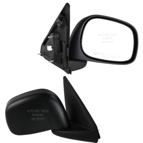 02-09 Dodge Pickup Passenger Side Mirror Assembly