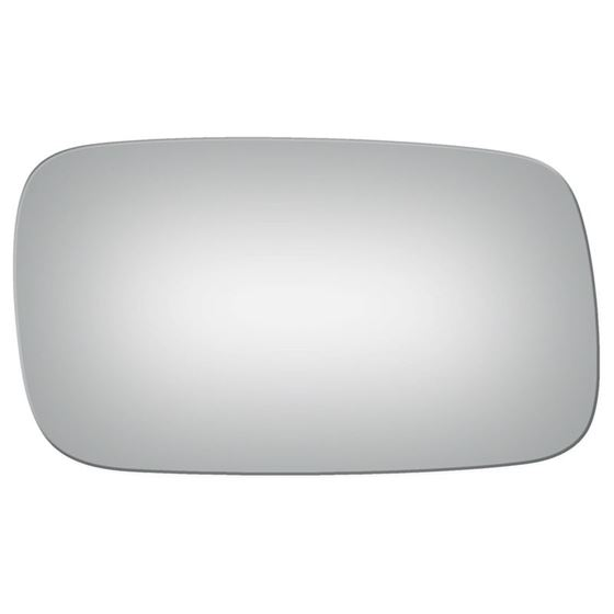 Mirror Glass + Silicone Adhesive for Saab 9-3, 9-3