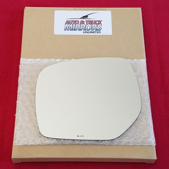 Mirror Glass + ADHESIVE for Forester, Impreza, Out