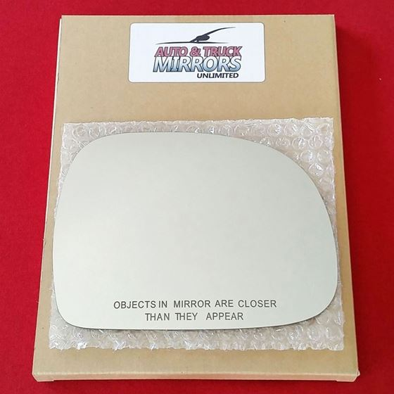 Mirror Glass Replacement + Full Adhesive for 95-3