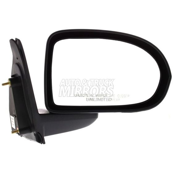 Heated, Foldaway Fits Jeep Compass Replacement Passenger Side Power View Mirror