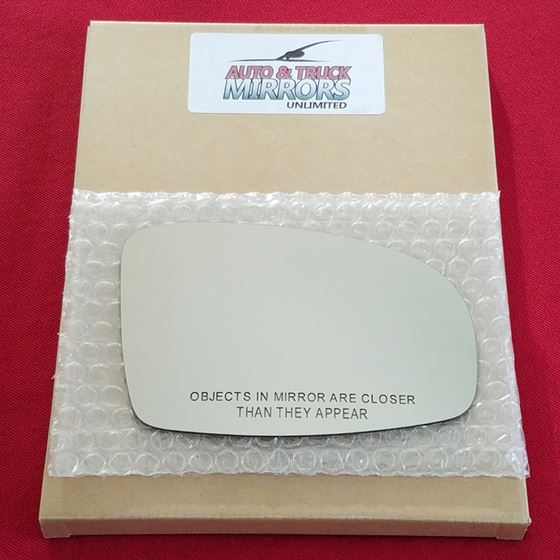 Mirror Glass + ADHESIVE for 11-12 Toyota Avalon Pa