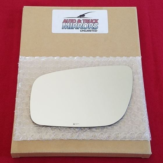 Mirror Glass Replacement + Full Adhesive for Mer-3