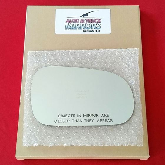 Mirror Glass Replacement + Full Adhesive for 90-3