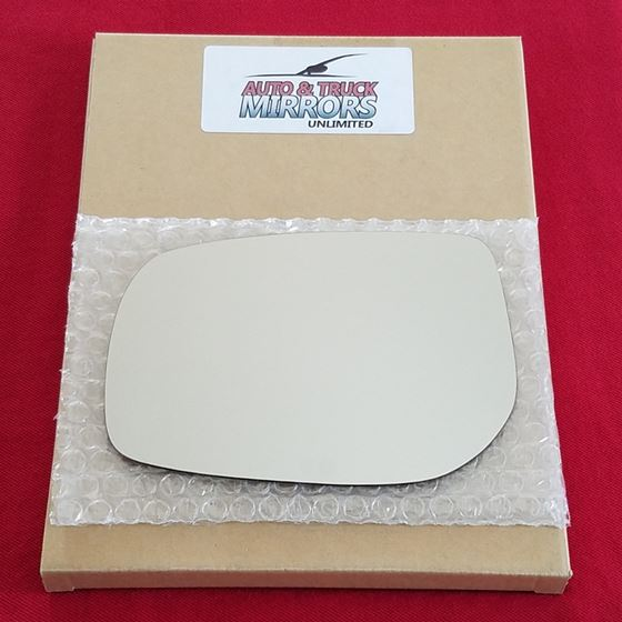 Mirror Glass + ADHESIVE for Corolla, Scion TC, xB