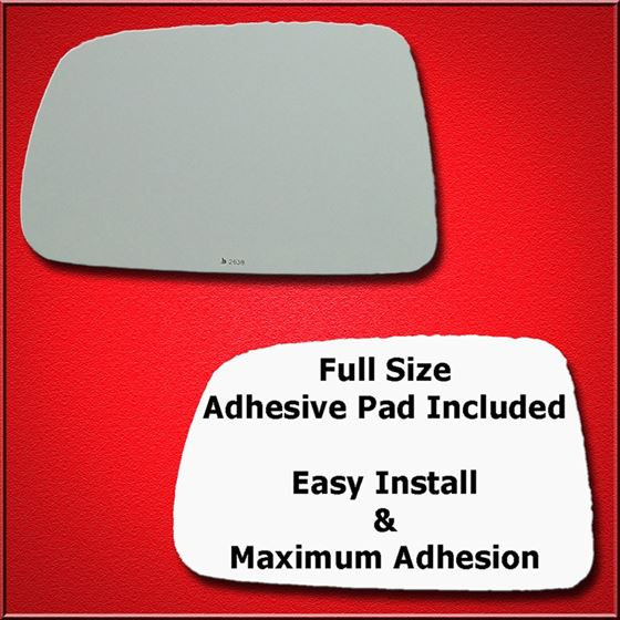 Mirror Glass Replacement + Full Adhesive for Odyss