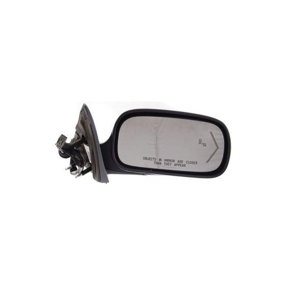 Fits 09-11 Cadillac DTS Passenger Side Mirror Repl