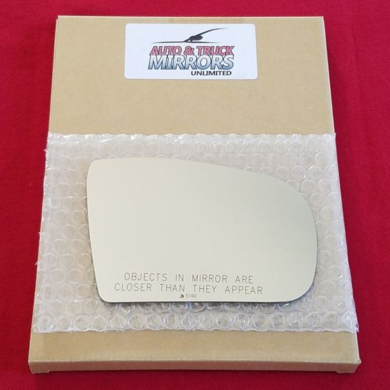 Mirror Glass + ADHESIVE for Mercedes E320, E430, E