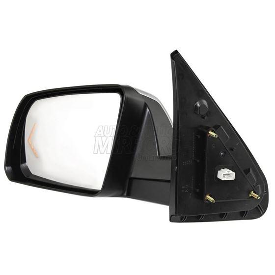 Partslink TO1320270 Multiple Manufacturers OE Replacement Door Mirror Toyota Sequoia 2007-2013