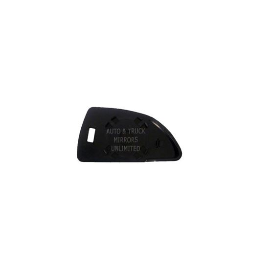 Fits 06-13 Chevy Impala Right Pass Mirror Glass w//rear Holder non heated