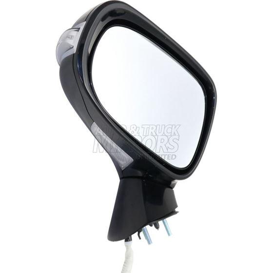 Fits 10-12 Lexus ES350 Driver Side Mirror Replac-3