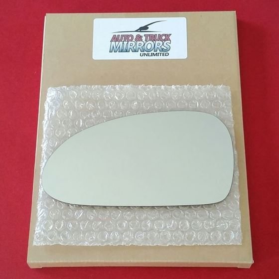 Mirror Glass Replacement + Full Adhesive for 240-3