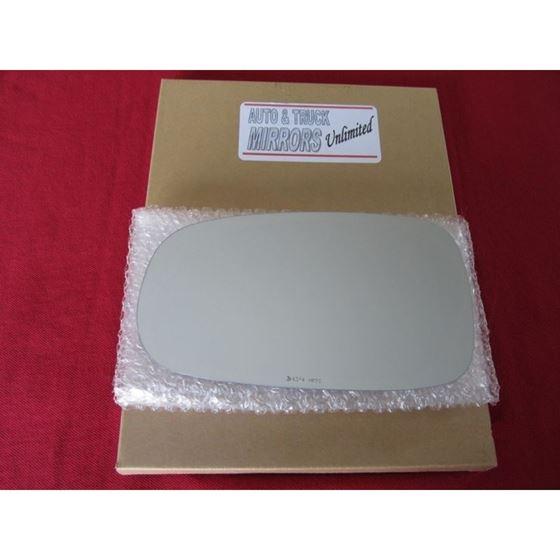 Fits SAAB 03-09 9-3 or 9-5 Driver Side Mirror Glas