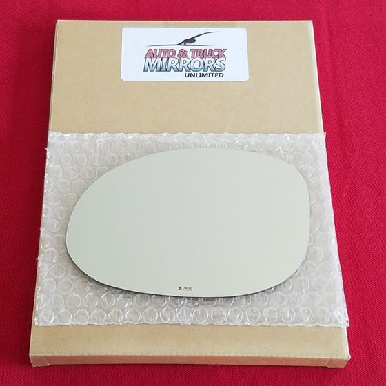 Mirror Glass for Chrysler 300M, Concorde, LHS Driv