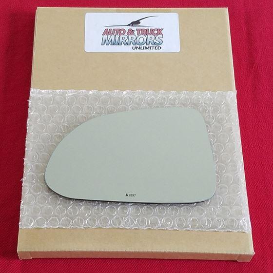 Mirror Glass + Adhesive for 00-09 Honda S2000 Driv