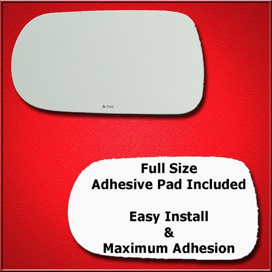 Mirror Glass Replacement + Full Adhesive for G20,