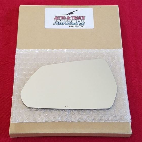 Mirror Glass Replacement + Full Adhesive for 16-3
