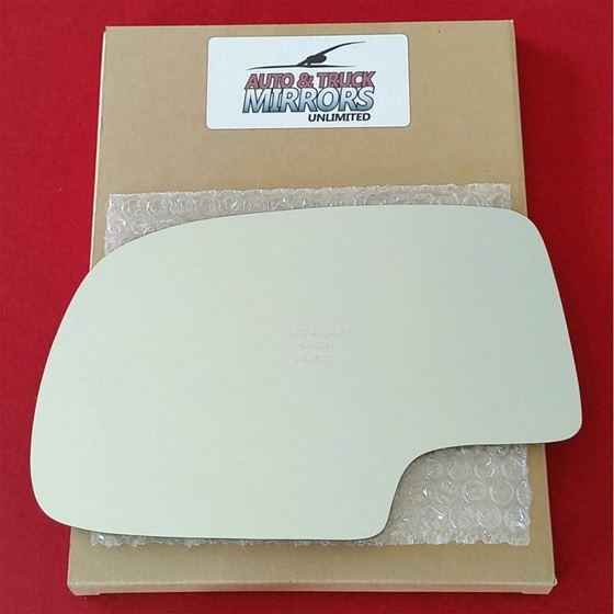 Chevy GMC Driver Side Mirror Glass