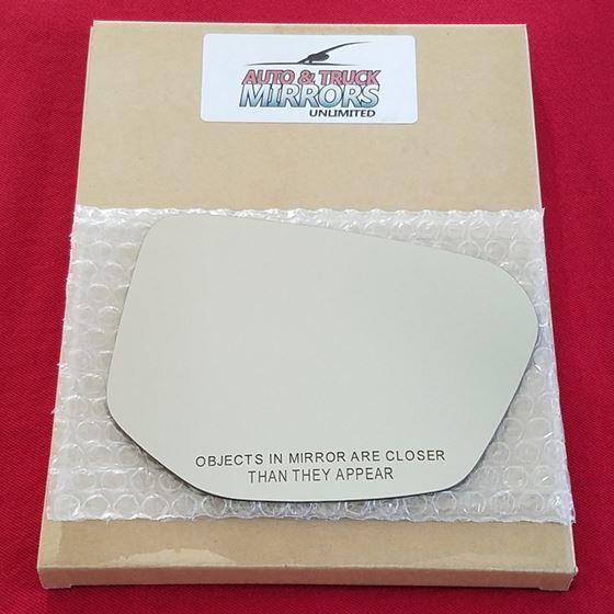 Mirror Glass + ADHESIVE for 16-17 Honda Civic Pass