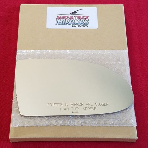 Mirror Glass + ADHESIVE for 06-09 Hyundai Accent P