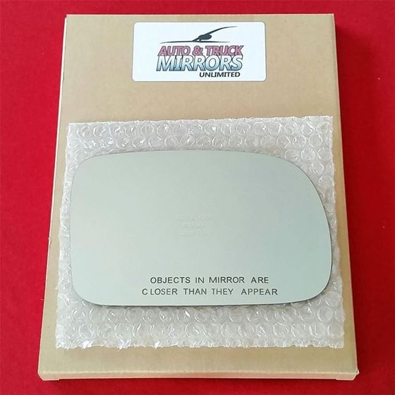 Mirror Glass Replacement + Full Adhesive for Que-3