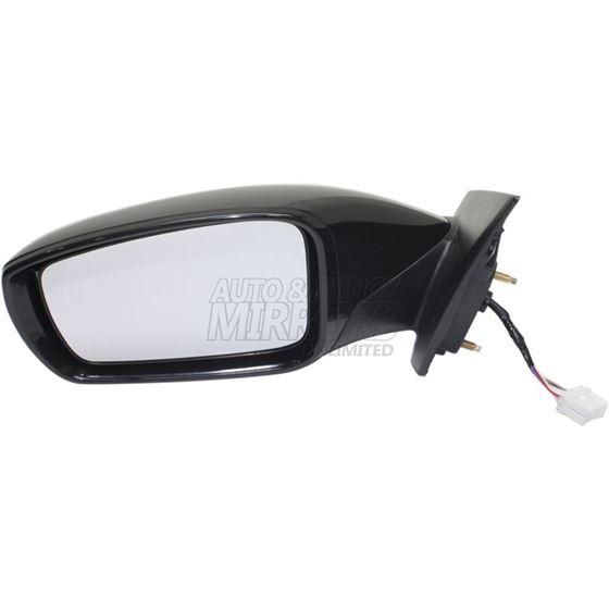 For Hyundai Sonata 11-14 Passenger Side Power View Mirror Heated Foldaway