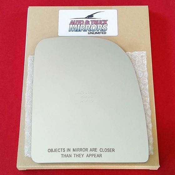 Ford Pickup (Super Duty)/ Econoline Van/ Excursion Passenger Side Mirror Glass