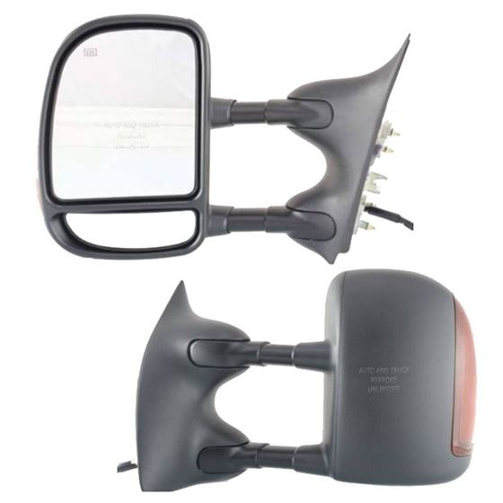 0-05 Ford Excursion/ 01-07 Ford Super Duty Pickup Driver Side Mirror Assembly