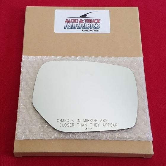 Mirror Glass Replacement + Full Adhesive for For-3