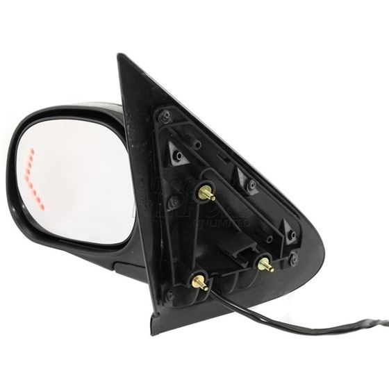 Fits 97-99 Ford Expedition Driver Side Mirror Re-3