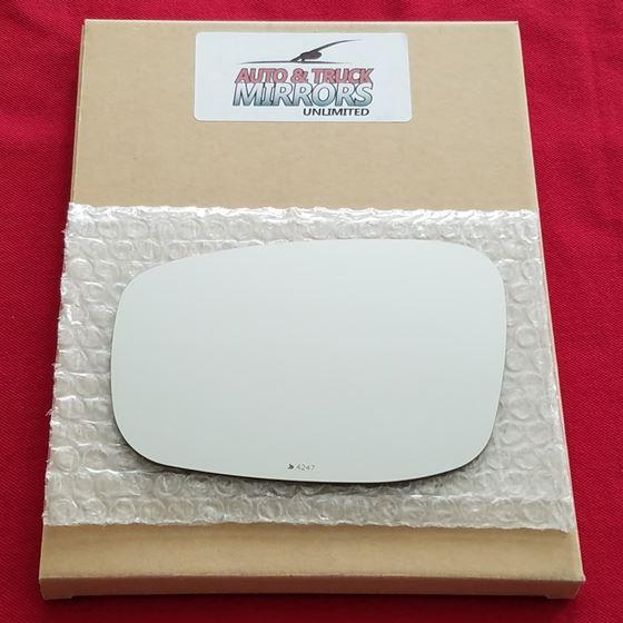 Mirror Glass + Adhesive for Infiniti G37, Q40, G25