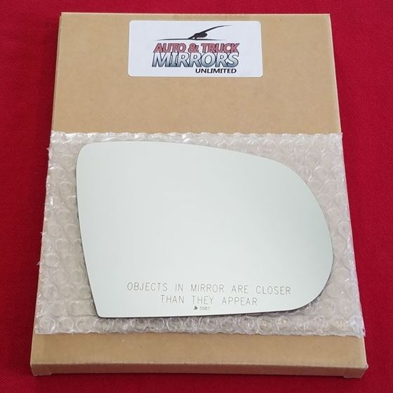 Mirror Glass Replacement + Full Adhesive for 14-3