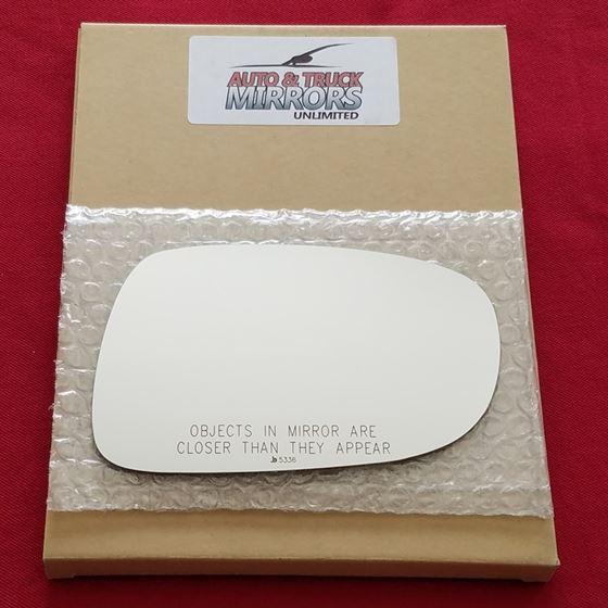 Mirror Glass + Full Adhesive for Lexus LS Series-3