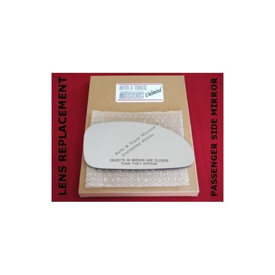 Mirror Glass Replacement + Full Adhesive for Bui-3