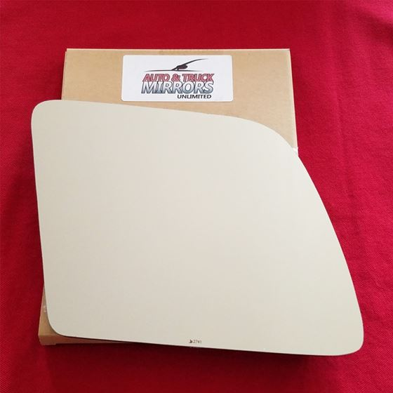 Mirror Glass + ADHESIVE for Ford Van E-150, E-250,