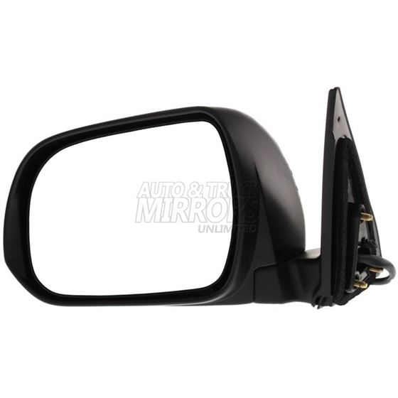 Fits 08-13 Toyota Highlander Driver Side Mirror Re