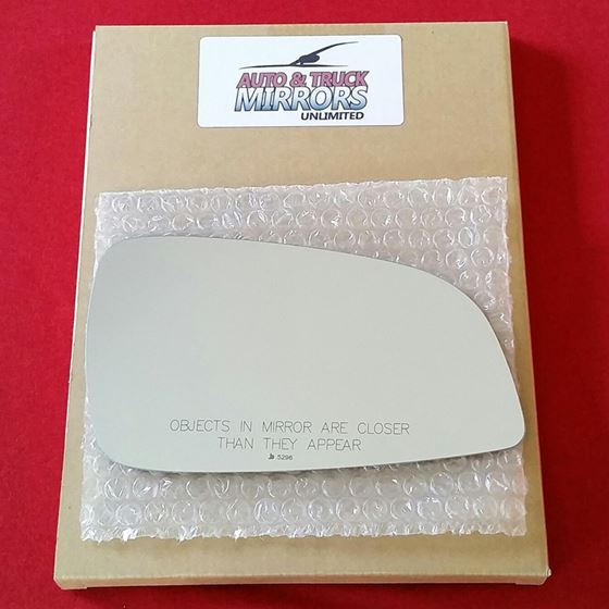 Mirror Glass + ADHESIVE for 08-12 Chevrolet Malibu