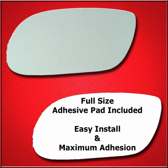 Mirror Glass Replacement + Full Adhesive for Buick