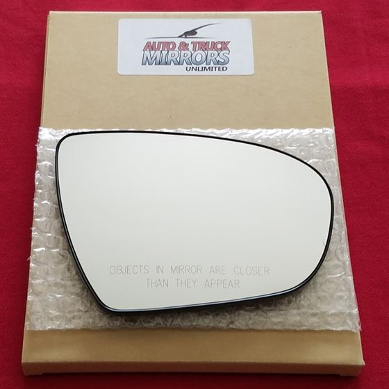 Mirror Glass with Backing for 11-16 Kia Optima Pas