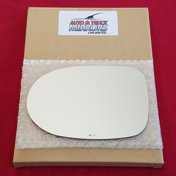 Mirror Glass + ADHESIVE for 07-12 Dodge Caliber Dr