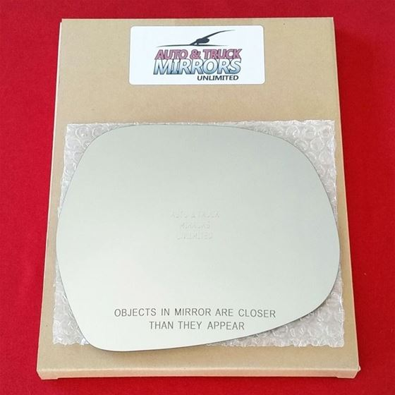 Mirror Glass Replacement + Full Adhesive for LEX-3
