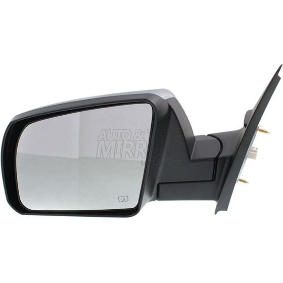 Replacement Driver Side Power View Mirror Heated Fits Toyota Tundra